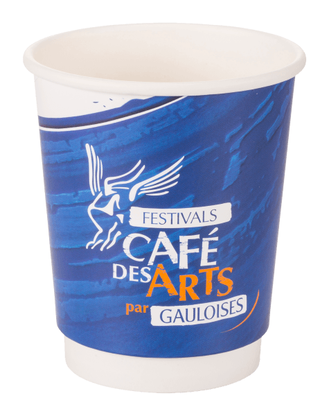 TO GO DOUBLE WALL CUP 8oz (200ml)